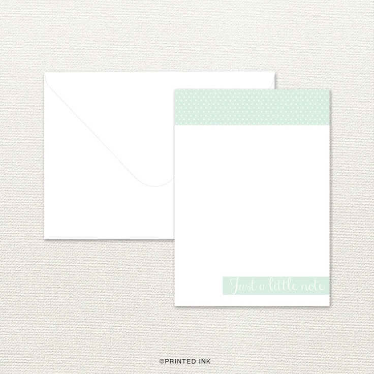 Personalized Business Note Cards Choice Image - Business Card Template