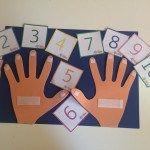 Día 21: Contar con los dedos + tabla del 9.