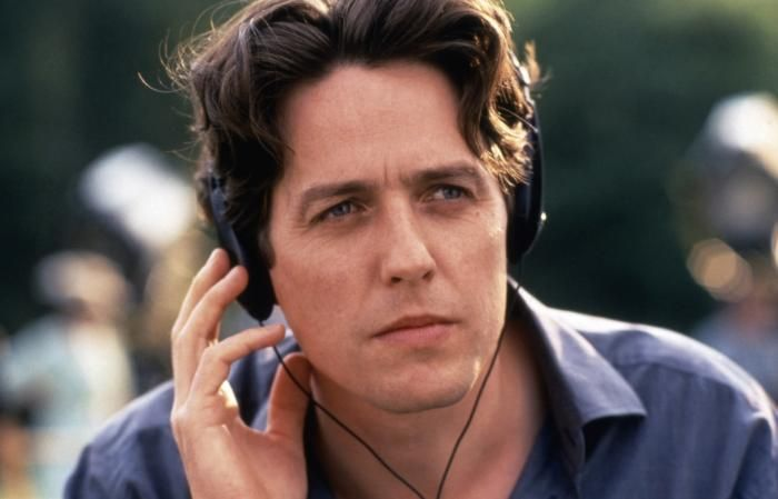 Hugh Grant - Notting Hill - also in Music & Lyrics