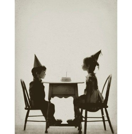 Make pretend birthday parties just for the siblings, c.a.p.