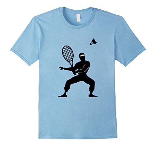 Men's #Badminton #Ninja Shirt Flipping #Birdies #Shuttlecock ... https://www.amazon.com/dp/B06Y3PJTQV/ref=cm_sw_r_pi_dp_x_B0Q5yb34EWZBA