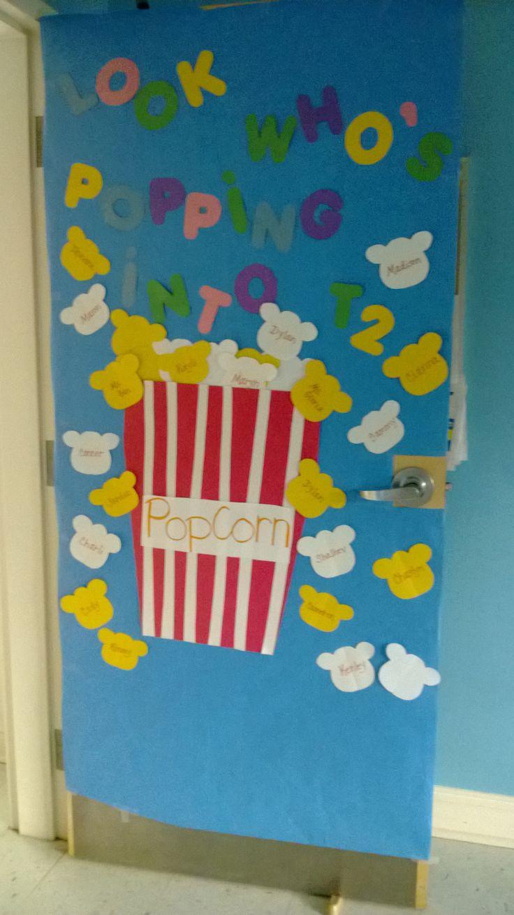 Bulletin Board Ideas Infant Classroom ~ Daycare door idea ideas pinterest