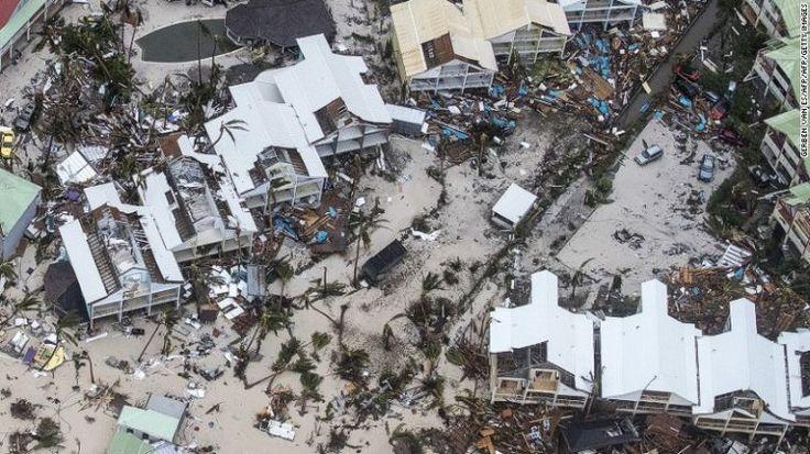 Medyascope ///  Atlas Okyanusu'nun en büyük kasırgası Irma, Küba ve Florida'ya ilerliyor
