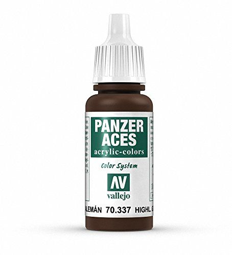 Vallejo Acrylic Paint Ger Tanker Highlights * See this great product. (Note:Amazon affiliate link)