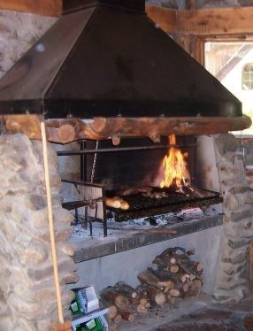 17 best images about asado grills on pinterest wood for Big fish casino gold bars