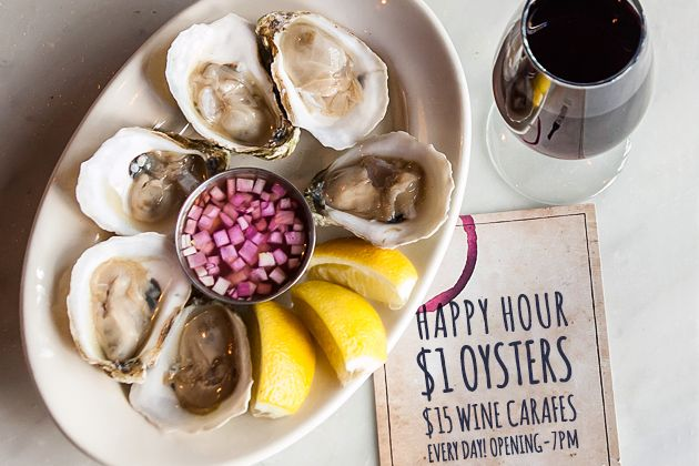 15 Best Oyster Happy Hours in NYC