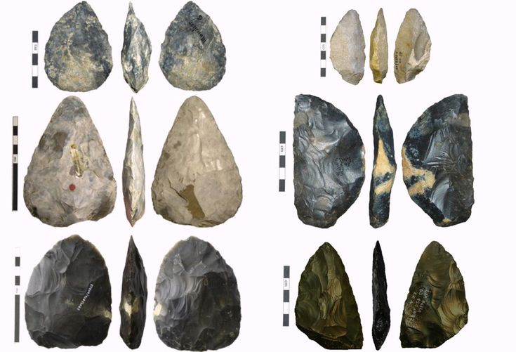 Acheulean Handaxe Definition and History