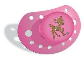 Mevrouw Schaap Baby-/Peutercadeaus: Fopspeen Deer Darling