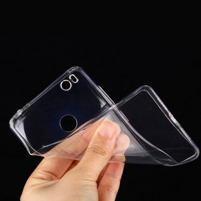 ASLING Transparent TPU Soft Case for Xiaomi 4S #jewelry, #women, #men, #hats, #watches, #belts