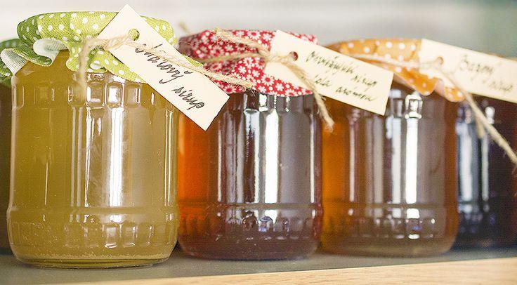 Recepty na domáce sirupy z bazy či mäty