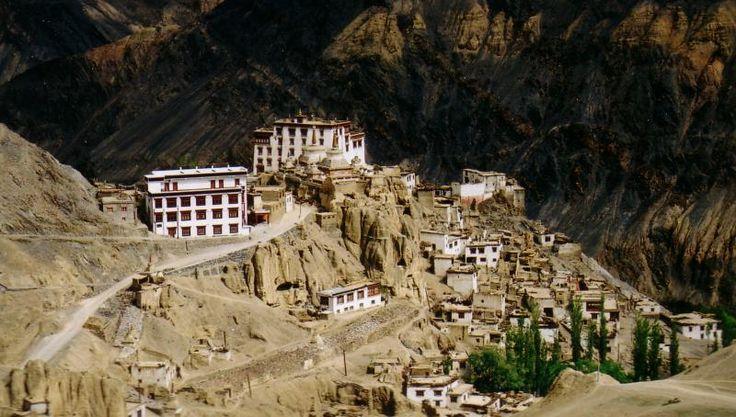 Lamayuru Monastery-Leh-India