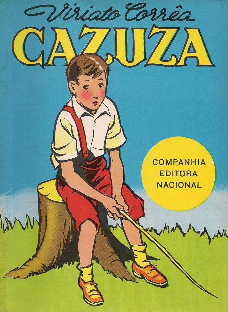 Título:  Cazuza   Autor:  Viriato Corrêa   Editora:  Editora Nacional   Ano:  1992   Comprar:  Infelizmente só nos sebos.       Resenha: ...