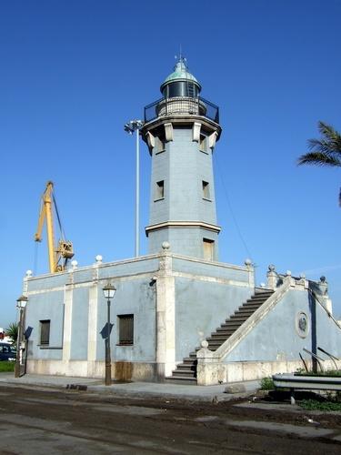 #Lighthouse - Antigua Faro de Tarragona http://www.panoramio.com/photo/21221451