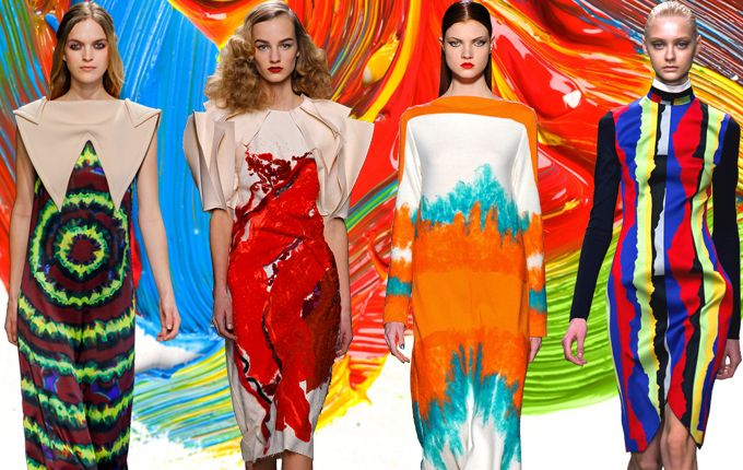 Mozaic prints / layout Samantha Kamiński / http://www.rostyleandlife.com/ro/pl/home/49-fashion-pl/trendy-pl/1902-mazance