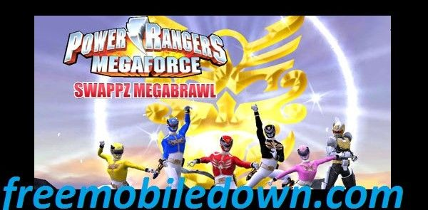 Free Download Power Rangers Swappz MegaBrawl  Get free full versions of iOS and Android Apps & Games