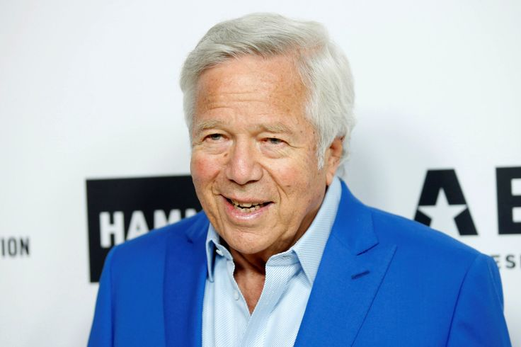 """New England Patriots owner Robert Kraft said the future of NFL broadcasts is in """"over the top"""" deals like the live-streaming agreement the NFL signed with Amazon this spring. Amazon wil…"""