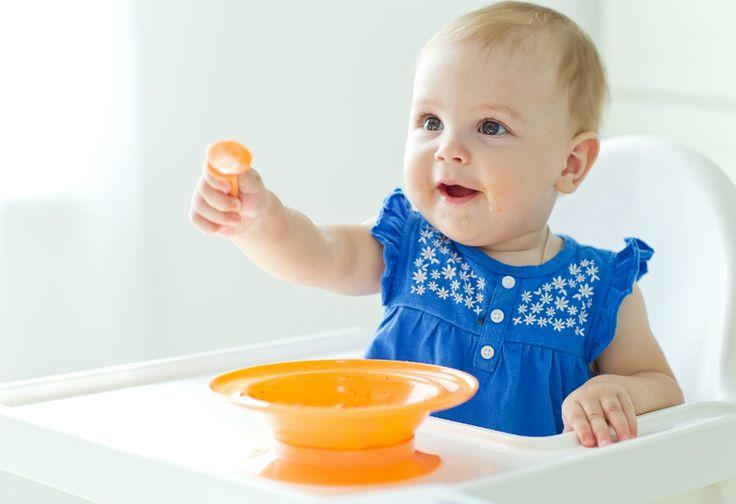 Benarkah Anak Usia Enam Bulan Boleh Konsumsi Makanan Bersantan?
