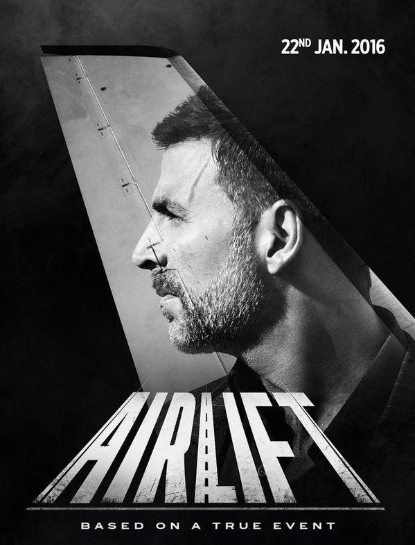 #Airlift First Look #Poster #AkshayKumar #baby