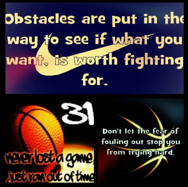 Best Motivational Sports Quotes Of All Time: Basketball Quote-applies To Baseball