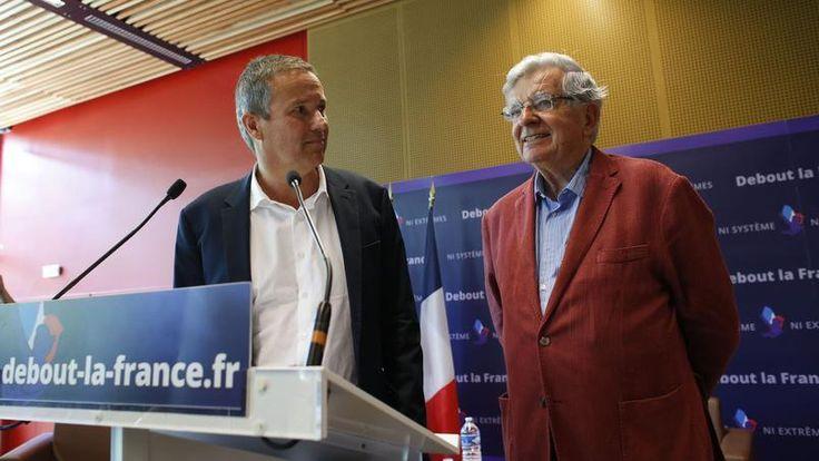 Chevènement et Dupont-Aignan réunis à Yerres pour fédérer tous les «patriotes» Check more at http://info.webissimo.biz/chevenement-et-dupont-aignan-reunis-a-yerres-pour-federer-tous-les-patriotes/