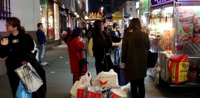 ABD'de 'Kara Cuma' satışlarında rekor beklentisi
