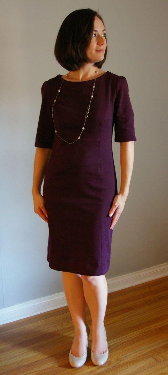 Simplicity 1754 by MarrieB | Project | Sewing / Dresses | Kollabora #diy #kollabora #sewing #dress
