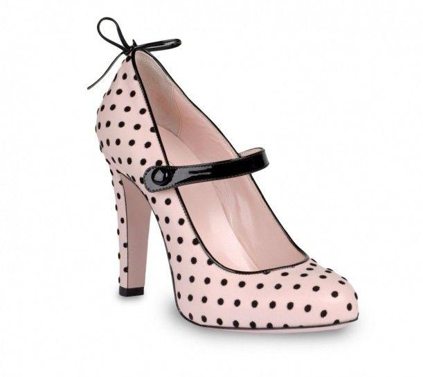 moda anni 50 scarpe