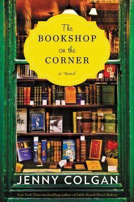 The Bookshop on the Corner by Jenny Colgan. LibraryReads pick September 2016.