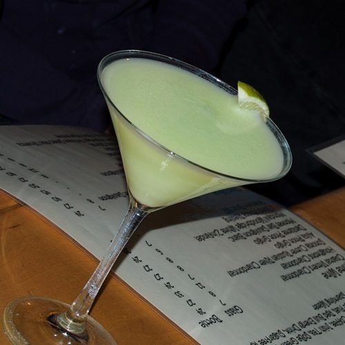 P.F. Chang's Key Lime Pie Martini Recipe