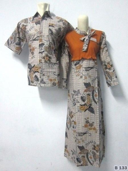 KODE B133 | IDR 175.000/pasang | Bahan : katun prima, batik sablon kombinasi | Size M, L, XL | Hotline : 081333303545 | BB Pin 2128117C.