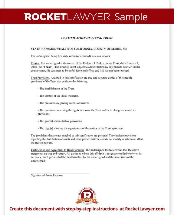Πάνω από 25 κορυφαίες ιδέες για Resignation form στο Pinterest - living trust form