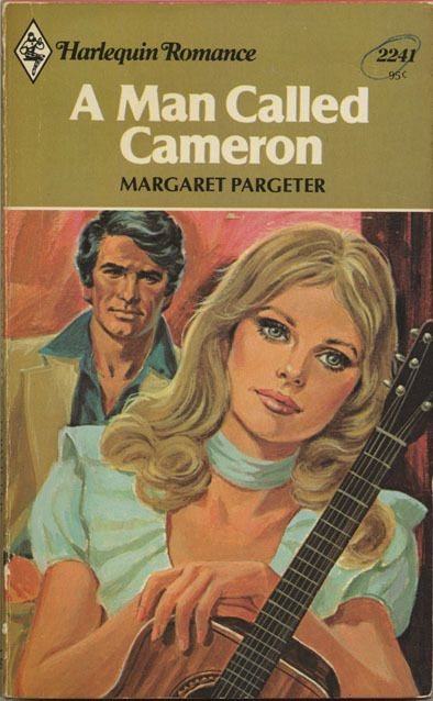 A man called Cameron - paperback cover from 1978