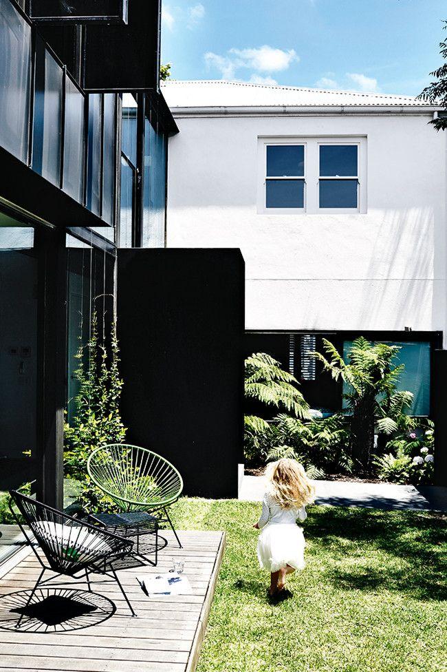 Jasmine Terrace: Terrace, Climbing Jasmine, Fern Garden//