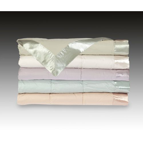 Downright BLAN-Q-MU-INNO Mulberry Queen 90x90 18oz Alternative Down Blanket