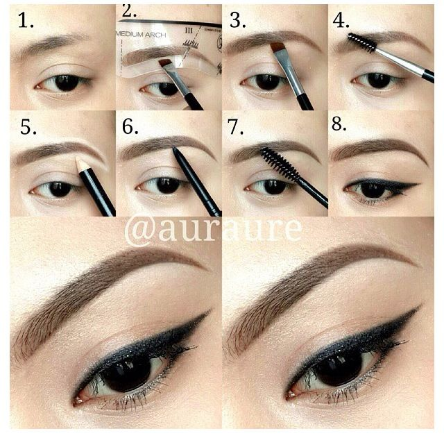 FINALLY!!! A way to have full eye brows!