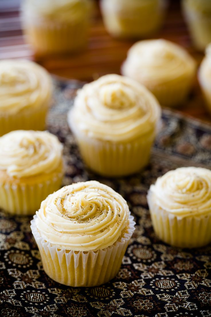 Intensely Thai Cupcakes | Cupcake Project