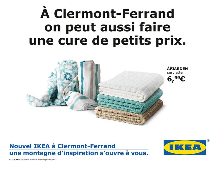 Plus de 1000 id es propos de campagnes de publicit sur pinterest communications marketing - Prochaine ouverture magasin ikea ...