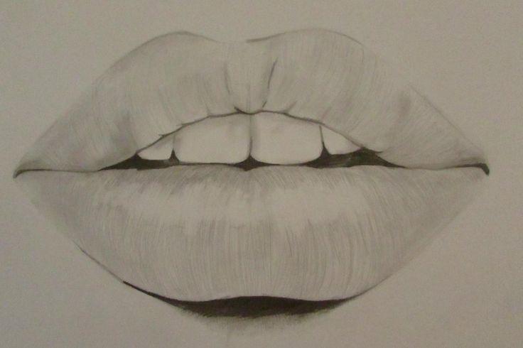 sexy lips drawing tumblr - Google Search   caayutteee ...