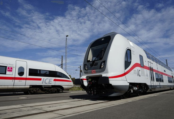 Db Fernverkehr Orders 25 Additional Ic2 Trains Traxx Twindexx Vario Train Public Transport Double Deck
