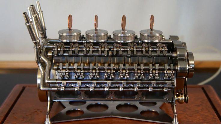 Foto de Motor miniatura Patelo W32 (9/20)