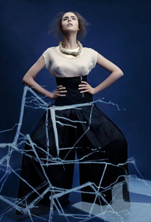 Quiet Storm by Asia Wysoczynska #FASHIONbook2