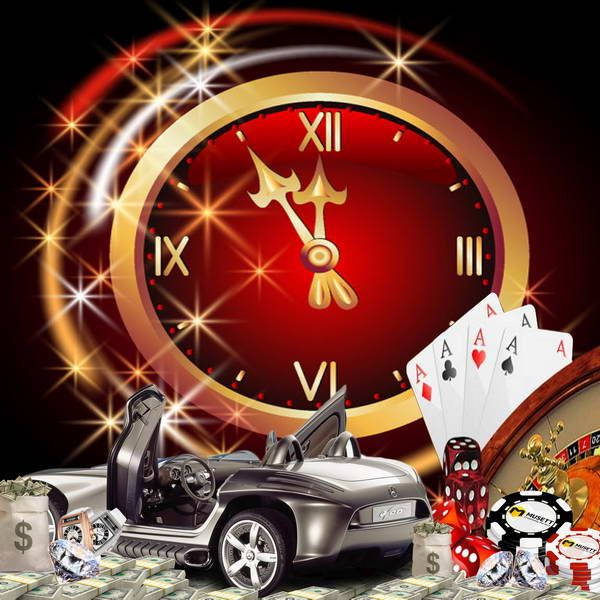 >> Click to Buy << Dice Poker Casino Car Clock Backgrounds for sale High-grade Vinyl silk cloth Computer printed party backdrop backdrops #Affiliate