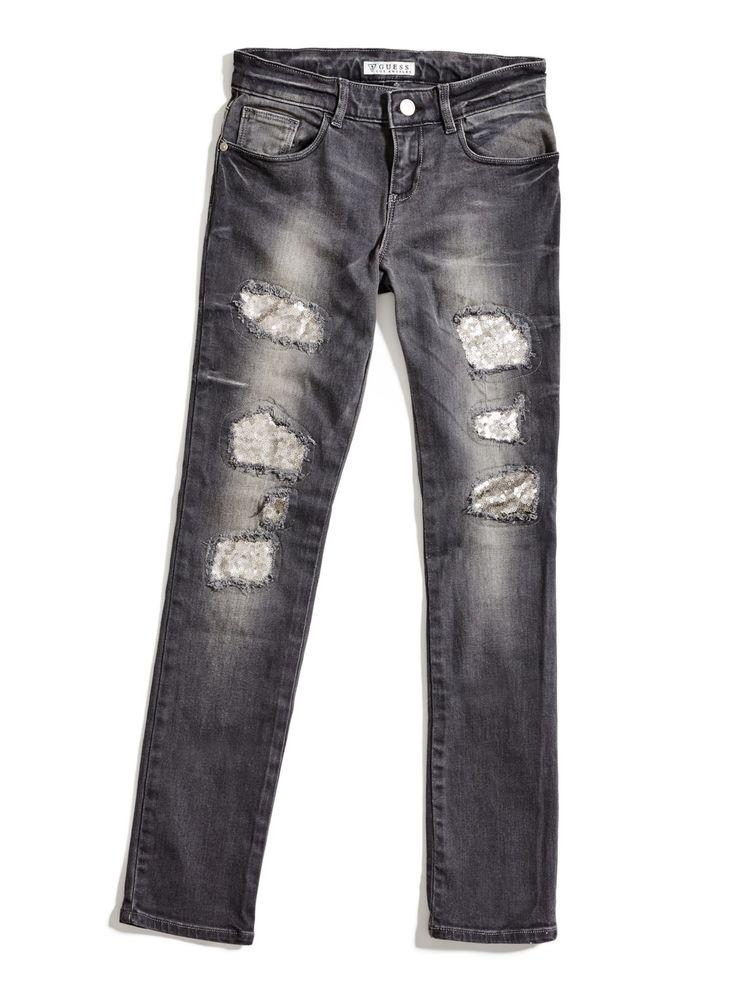 Karaline Distressed Jeans (4-16)
