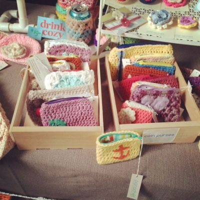 best images about Craft show display