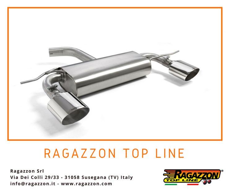 Ragazzon Exhaust System: Top Line