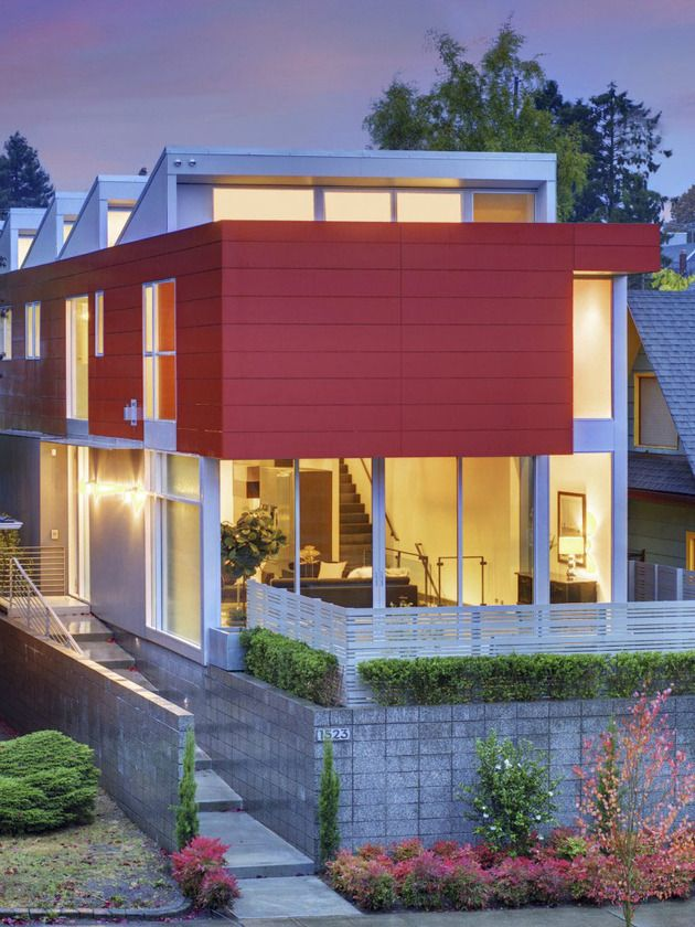 queen anne modern offers luxurious living contemporary style
