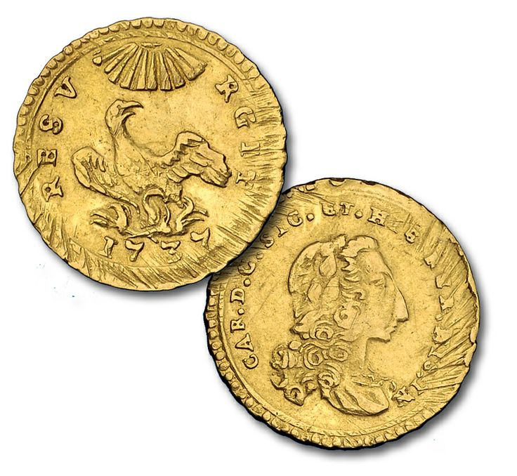 L'oro dei Borboni (1737)