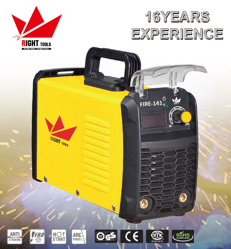 Best arc inverter welder 140A dual voltage 220V 110V welding machine