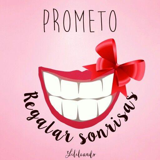 Regalando sonrisas by Lilileando