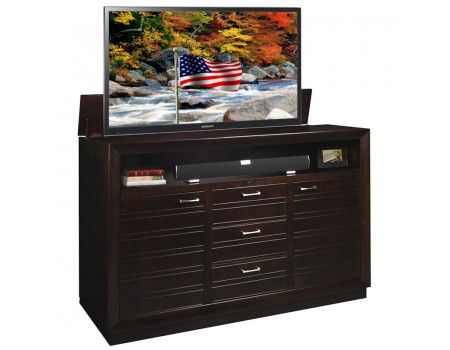 Concord XL TV Lift Cabinet (for 65 - 75 inch TVs)